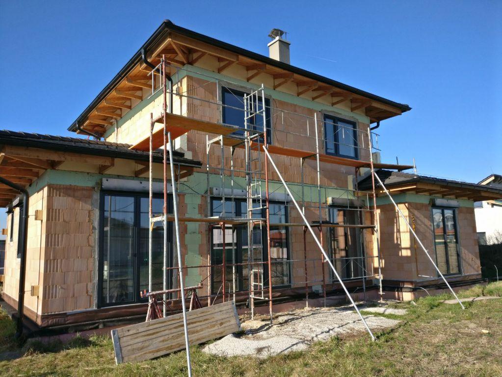 Nizkoenergeticky Rodinny dom Bratislava 4 Malinovo 19
