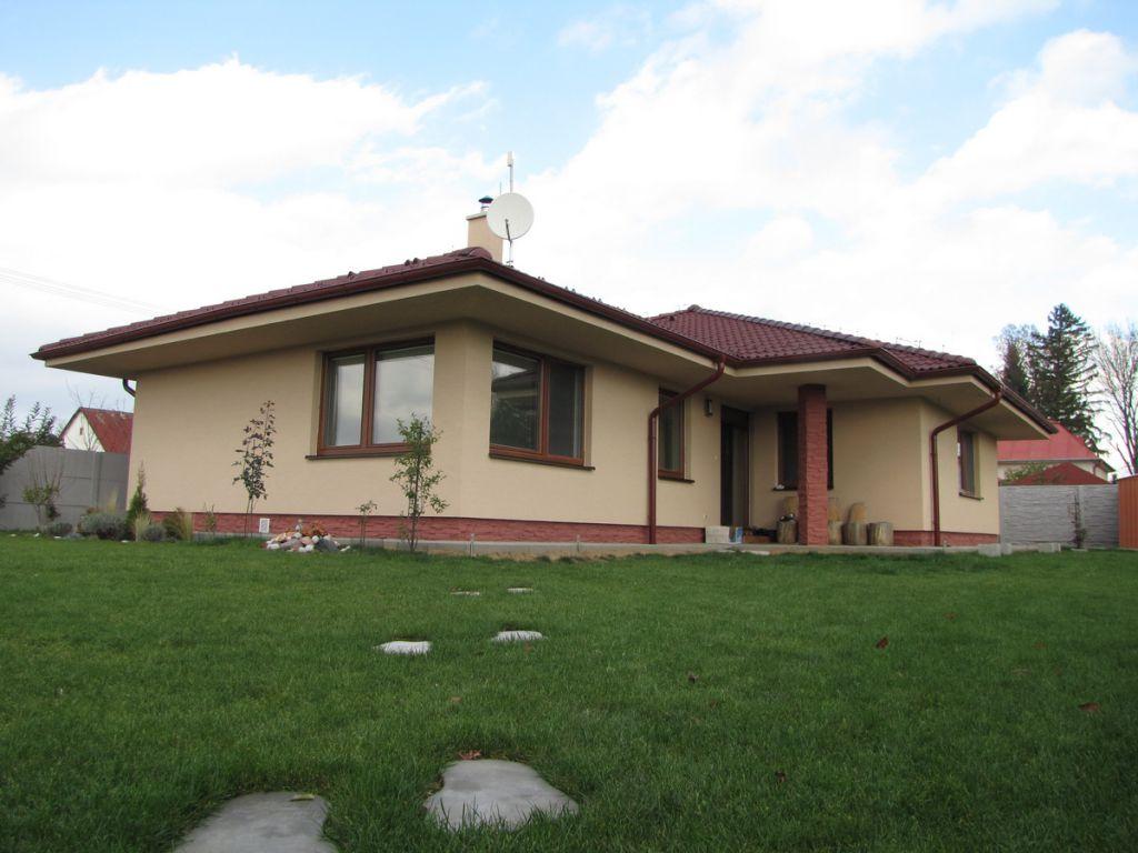 Nizkoenergeticky Rodinny dom Michalovce 303