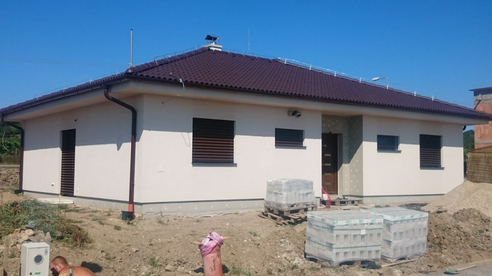 Nizkoenergeticky Rodinny dom Pezinok 305