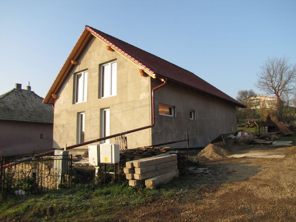 Nizkoenergeticky Rodinny dom Presov Fintice1 05