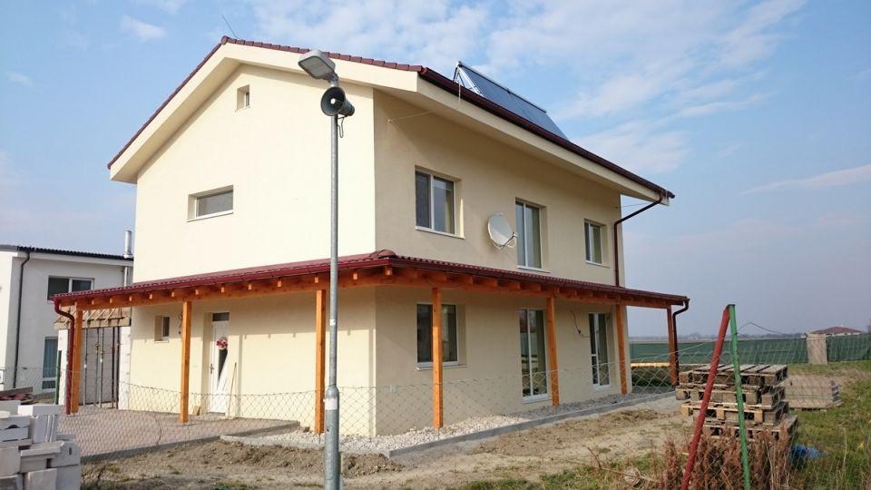 Pasivny Rodinny dom Bratislava 205
