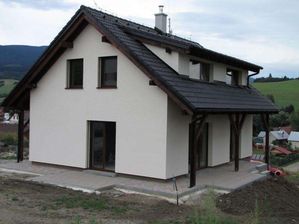 Pasivny Rodinny dom Dolny Kubin 06