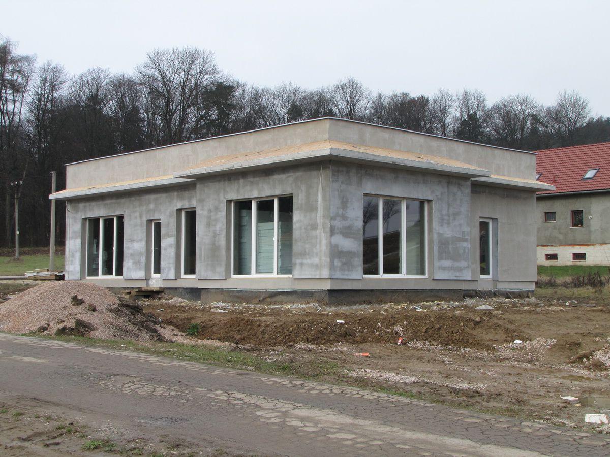 Pasivny Rodinny dom Spissky Hrhov 12